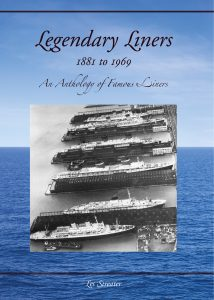 Cover for Legendary Liners book
