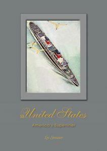 Cover for ss United States book