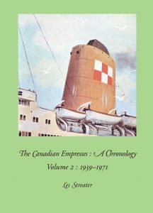 Cover for Canadian Pacific Empresses Volume 2