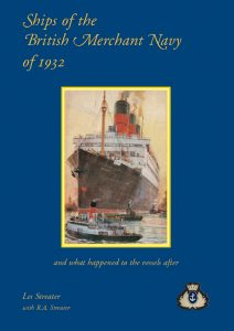 Cover for Ships of the British Merchant Navy