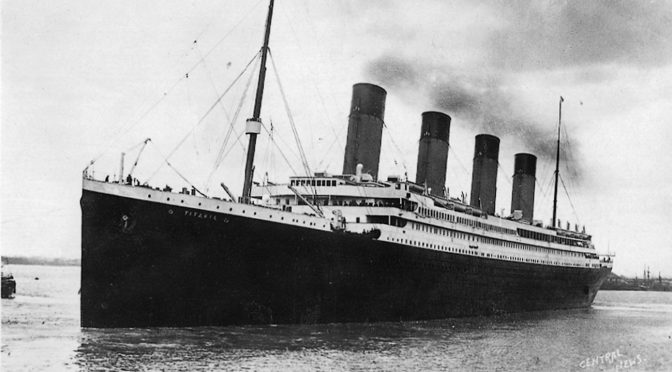 TITANIC: <br />The Impact of Lost Time